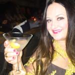 Party time at PUMP for Elise Waldon Fyke's birthday @rebelise